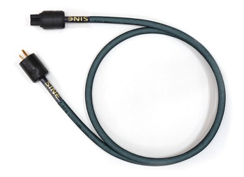 SINE NIDAS Gold Powercord