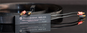 TOWNSHEND Isolda Speaker Cables